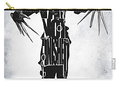 Edward Scissorhands - Johnny Depp Carry-all Pouch