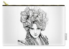 Effie Trinket - The Hunger Games Carry-all Pouch