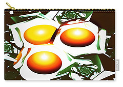 Eggs For Breakfast Carry-all Pouch