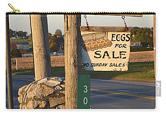 Eggs For Sale Carry-all Pouch