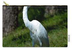 Egret - Full Length Carry-all Pouch