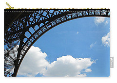 Eiffel Clouds Carry-all Pouch
