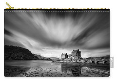 Eilean Donan Castle 1 Carry-all Pouch by Dave Bowman