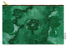Eire Heart Of Ireland Carry-all Pouch by Alys Caviness-Gober