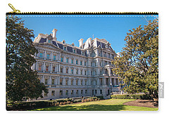 Eisenhower Executive Office Building In Washington Dc Carry-all Pouch
