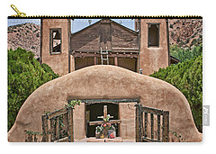 El Santuario De Chimayo #2 Carry-all Pouch
