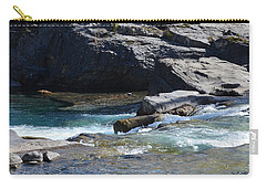 Elbow Falls Landscape Carry-all Pouch