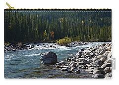 Elbow River Rock Art Carry-all Pouch
