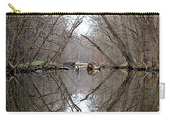 Eldon's Reflection Carry-all Pouch by Bruce Patrick Smith