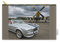 Eleanor Mustang With P51 Carry-all Pouch
