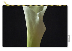Elegance Calla Lily Carry-all Pouch
