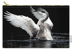 Elegance In Motion 2 Carry-all Pouch