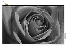 Elegant Rose II Carry-all Pouch