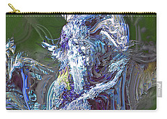 Carry-all Pouch featuring the photograph Elemental by Richard Thomas