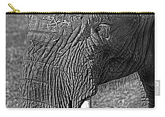 Elephant.. Dont Cry Carry-all Pouch