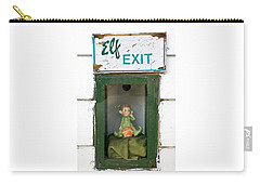 elf exit, Dubuque, Iowa Carry-all Pouch