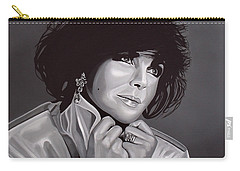 Elizabeth Taylor Carry-all Pouch by Paul Meijering