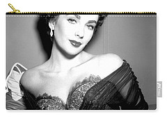 Elizabeth Taylor  Carry-all Pouch by Studio Release