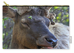 Elk Chuckle Carry-all Pouch
