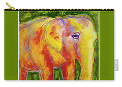 Elle Carry-all Pouch by Beth Saffer