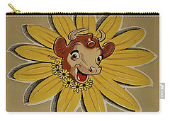 Elsie The Borden Cow  Carry-all Pouch