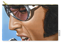 Elvis 24 1970 Carry-all Pouch