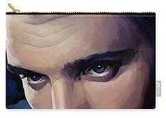 Elvis Presley Artwork 2 Carry-all Pouch by Sheraz A