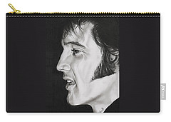 Elvis Presley  The King Carry-all Pouch