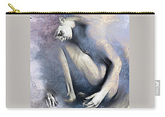 Embryonic II With Mood Texture Carry-all Pouch