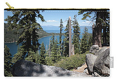 Emerald Bay Vista Carry-all Pouch