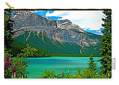 Emerald Lake In Yoho Np-bc Carry-all Pouch
