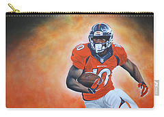 Emmanuel Sanders Carry-all Pouch