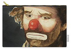 Clown Carry-all Pouches