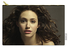 Emmy Rossum Carry-all Pouch
