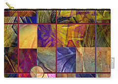 Emotive Tapestry Carry-all Pouch
