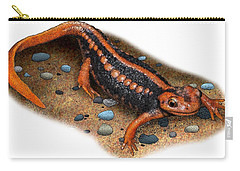 Emperor Newt Carry-all Pouch
