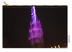 Empire Light Blur Carry-all Pouch by Paulo Guimaraes