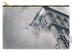 Empire State Building And Steam Carry-all Pouch