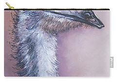 Emu By Jan Matson Carry-all Pouch
