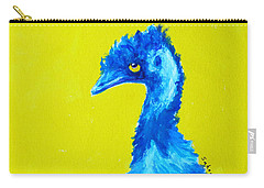Emu Gold Carry-all Pouch