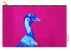 Emu Pink Carry-all Pouch