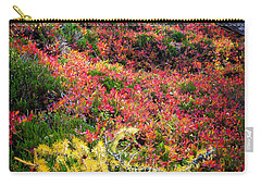 Enchanted Colors Carry-all Pouch