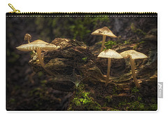 Fungi Carry-All Pouches