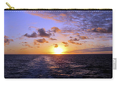 Hawaiian End Of Day Carry-all Pouch