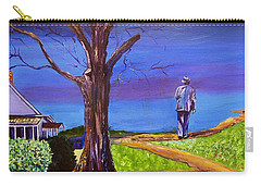 End Of Day Highway 98 Carry-all Pouch