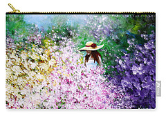 End Of May Carry-all Pouch by Kume Bryant