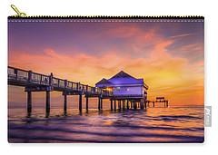 End Of The Day Carry-all Pouch by Marvin Spates