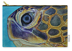 Eye Of The Honu Carry-all Pouch
