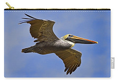 Carry-all Pouch featuring the photograph Endangered No More by Gary Holmes