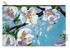 Enduring Love Carry-all Pouch by Meaghan Troup
